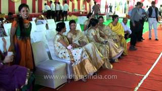 Glory of the Mekhela: Assam Silk at the Assamese wedding