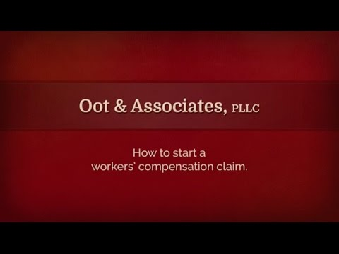 How to Start a Workers' Compensation Claim
