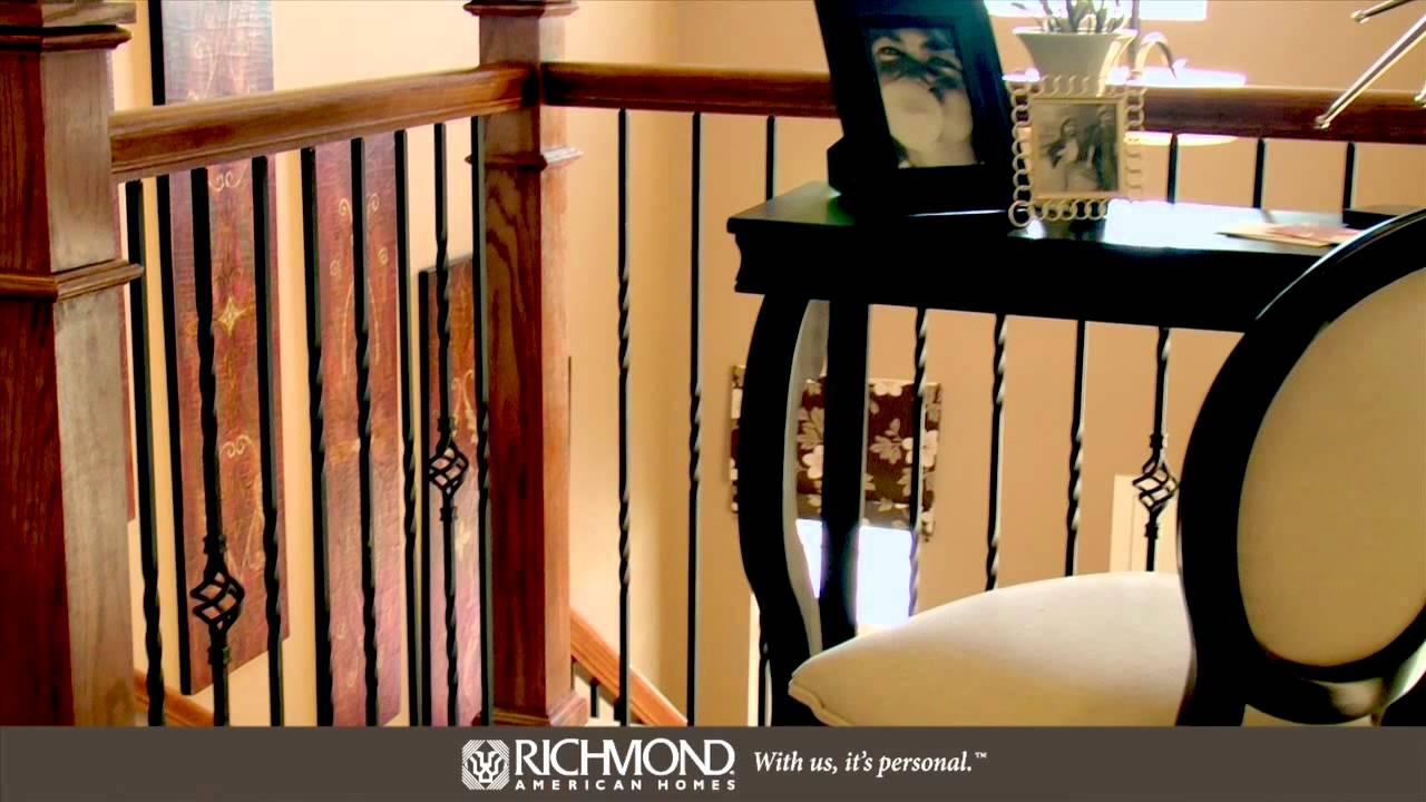 new homes in colorado the twain floor plan by richmond american