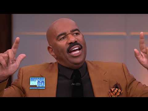 Stichiz - What Steve Harvey Had To Say...