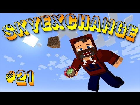 """FLOWERS TO GET FLOWERS!"" SKY EXCHANGE #21"