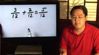 Fractions & Proportions : H๐w to Add & Subtract Fractions