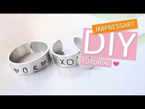 ImpressArt | Zelf ringen maken