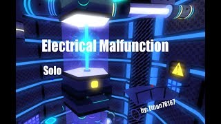 Electrical Malfunction [FE2 Map Test] | Roblox