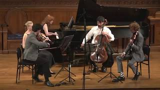 "Friction Quartet performs ""The Gila: River, Mesa, and Mountain"" by Max Stoffregen"