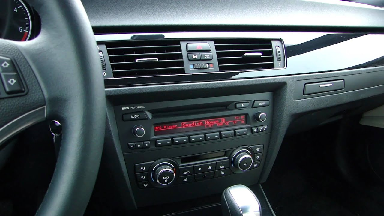 Bmw 3 Coupe E92 Harman Kardon Hi Fi Soundsystem Swedish