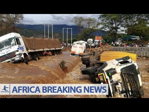 BREAKINGNEWS : Deadly Floods Devastate East Africa Affecting 1 Million