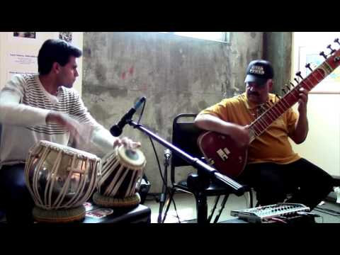 Ashwin Batish Sitar and Keshav Batish Tabla Raga Nat Bhairav Classical Music