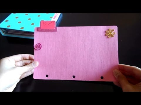 HOW TO MAKE TAB DIVIDERS - YouTube - folder dividers tabs