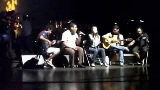 """te pertenezco - Massiel Rayo feat. Pablo Sandino desde el Teatro Nacional """"Ruben Dario"""""""