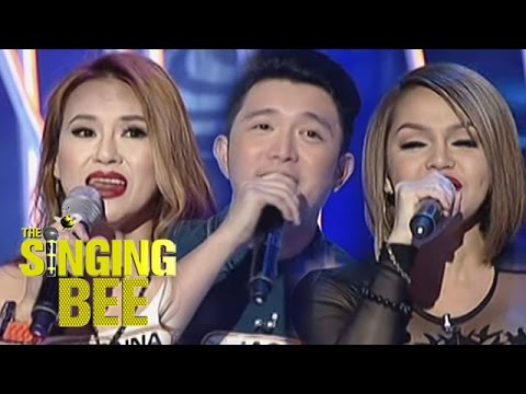 Laugh trip with comedians on The Singing Bee