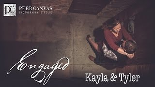 Beloit Engagement | Kayla + Tyler by Peer Canvas Photography & Films