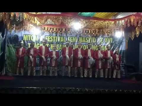 Nasyid Padang Bulan #FSN# Kotanopan