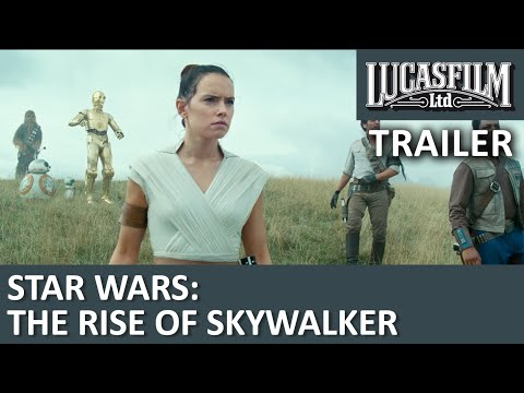 All the 'Star Wars: The Rise of Skywalker' News at D23 from YouTube · Duration:  5 minutes 55 seconds