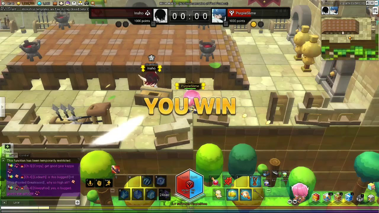 Maplestory 2 Wizard   Cheap wow Gold
