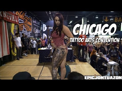Chicago Tattoo Arts Convention 2019 | Villain Arts