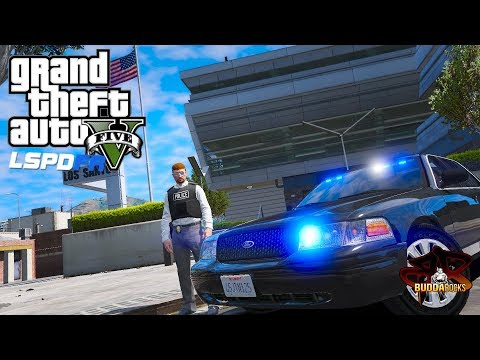 "LSPDFR GTA 5 ""LS NOIR!""◆How To Be a Detective in Grand Theft Auto V Part 1◆Real Life Police Mods"
