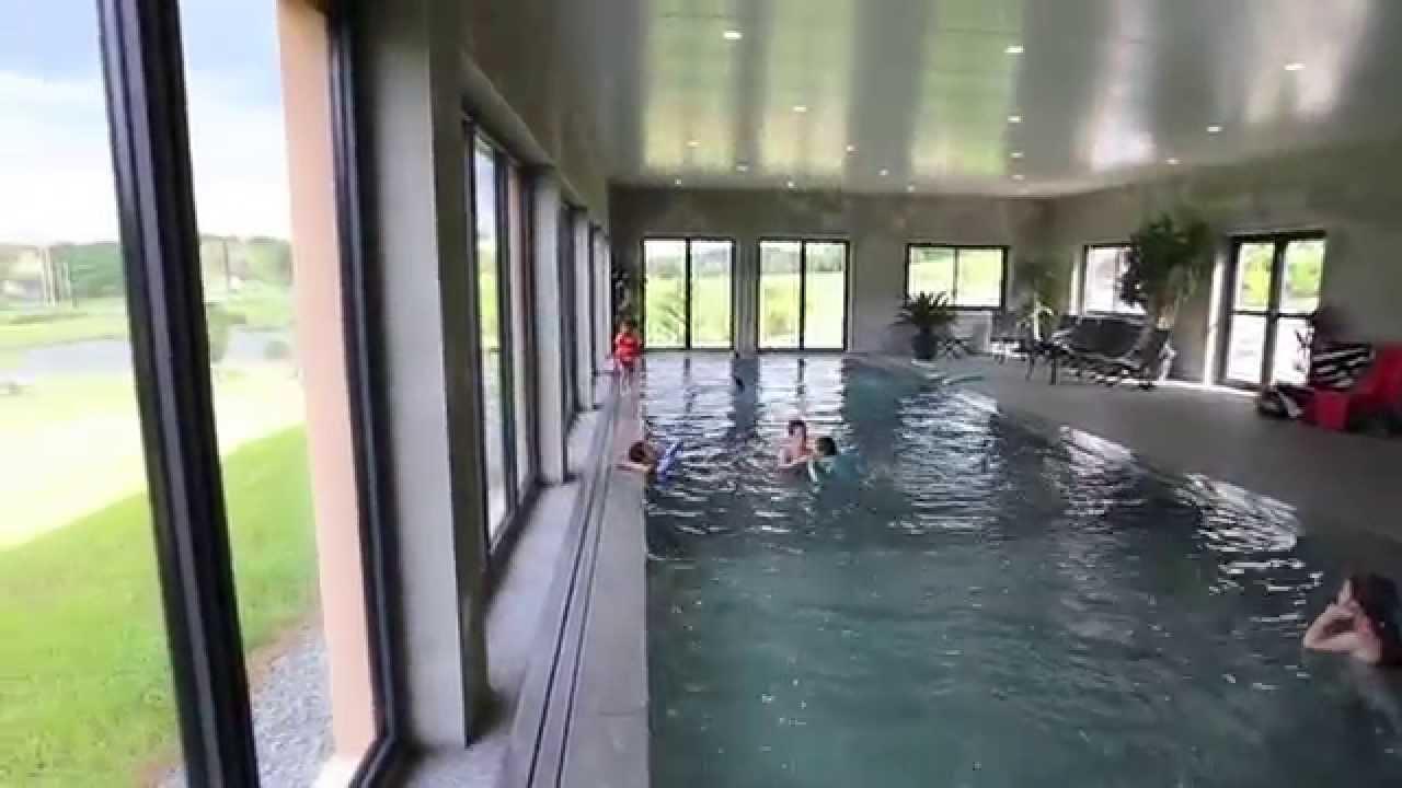 G Tes En Dordogne Avec Piscine Couverte Youtube