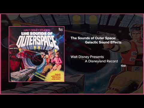 The Sounds of Outer Space by Disneyland Records Presented by FIlmscore Fantastic