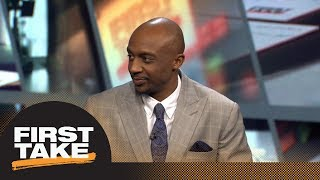 Jason Terry breaks down playing against LeBron James in NBA playoffs | First Take | ESPN