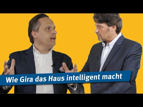 Wie Gira das Haus intelligent macht