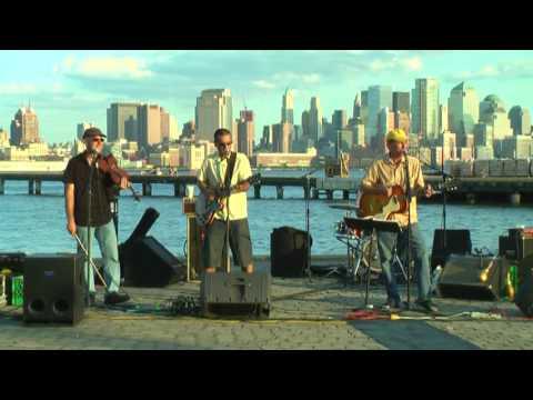 Gene D Plumber at Hoboken Sinatra Park August 7 2009