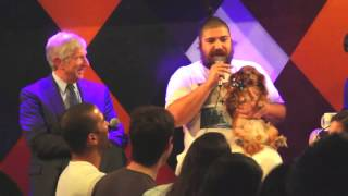 Fat Jew On How To Monetize Your Pet — Running Late With Scott Rogowsky