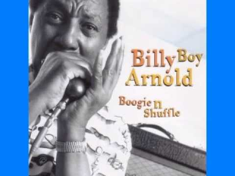Billy Boy Arnold - Boogie N' Shuffle - 2001 - Just Your Fool - Dimitris Lesini Blues