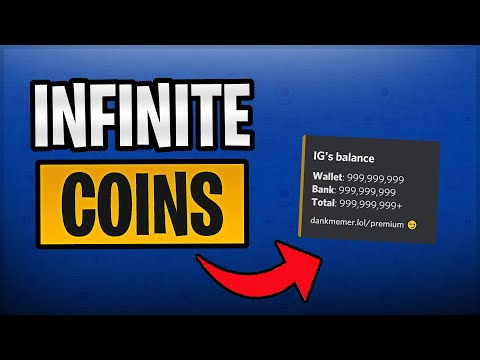 How To Get INFINITE Dank Memer Coins