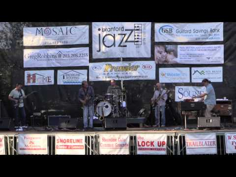 Hobo Congress - Set 1 -  Branford, CT - Jazz series on the town green on 06-26-2014 [1cam-HD]