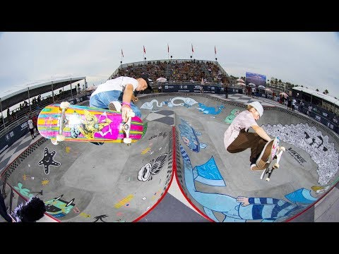 Skate got real at Vans Park Series World Championships in Shanghai