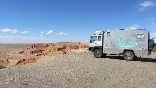 Rußland-Mongolei-Seidenstraße 2013
