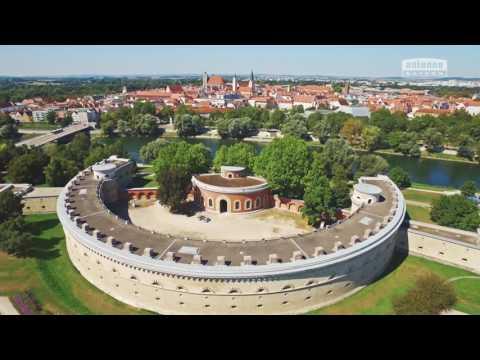 """Ingolstadt von oben - ANTENNE BAYERN """"Bayern von oben"""""""