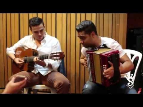 Video: Así se grabó el álbum 'Sigo Invicto' de Silvestre Dangond