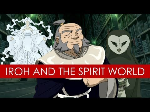How Iroh got into the Spirit World? THEORY [Avatar the Last Airbender l Legend of Korra]