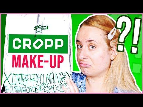 TEST CROPP MAKE-UP 🙈