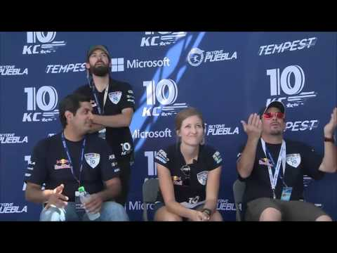 Red Bull Air Race 2015 round 7 Fort Worth