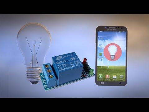 Automatiza la luz de tu hogar |  Parte 1 (Modulo Rele)