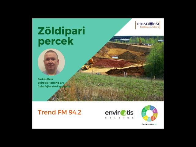 Envirotis Holding Zrt. - A legkörnyezetbarátabb energia, amit el sem használunk.