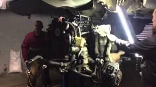Audi q7 motor ta'mirlash