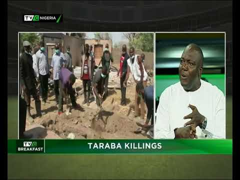 TVC Breakfast 16th April 2018 | Taraba Killings