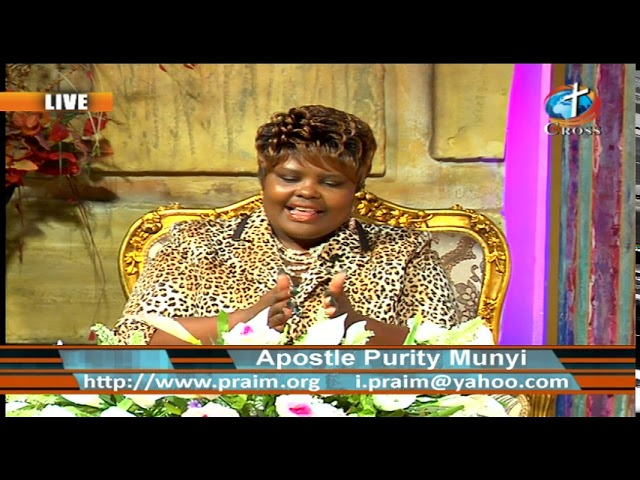 Apostle Purity Munyi - Into The Chambers Of The King 08-23-2019