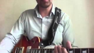 Видеоурок Виктора Буланова. Как правильно играть легато на гитаре.