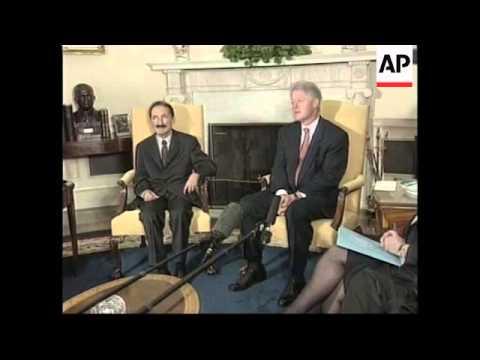 USA: WASHINGTON: TURKEY