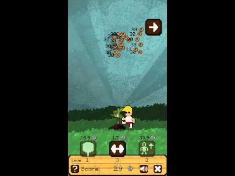 Idle Tree GamePlay #1