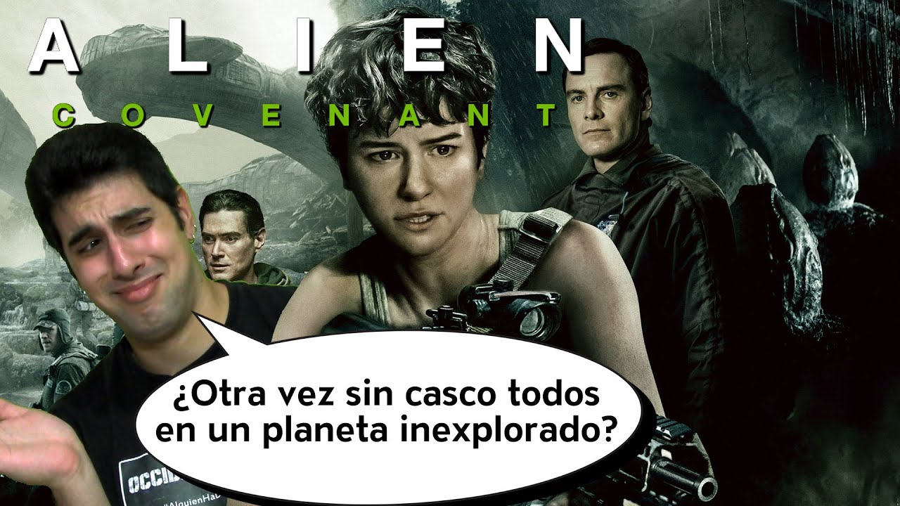 Alien Covenant 3