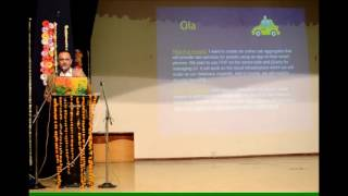 Entrepreneurship and Storytelling (Part 2), at NIT, Bhopal