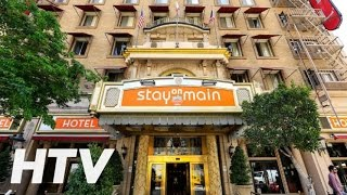 Stay on Main, Albergue en Los Angeles