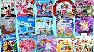 Blind Bags Opening Toy Surprises RYANS Jellies MOJ Disney Mickey Minnie My Little Pony Paw Patrol
