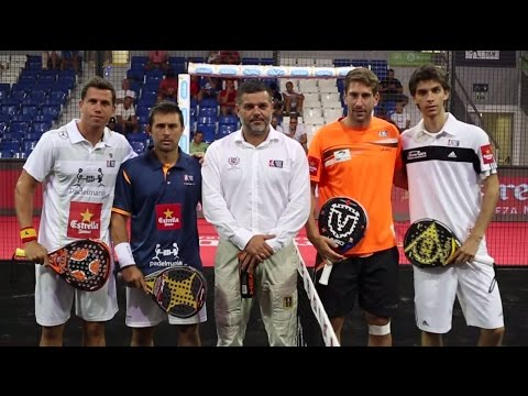 Resumen Diaz/ Navarro vs Ruiz/Marina Dieciseisavos Mallorca Open | World Padel Tour